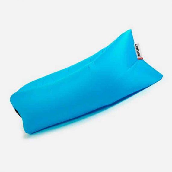 کاناپه بادی فتبوی لمزاک آبی روشن