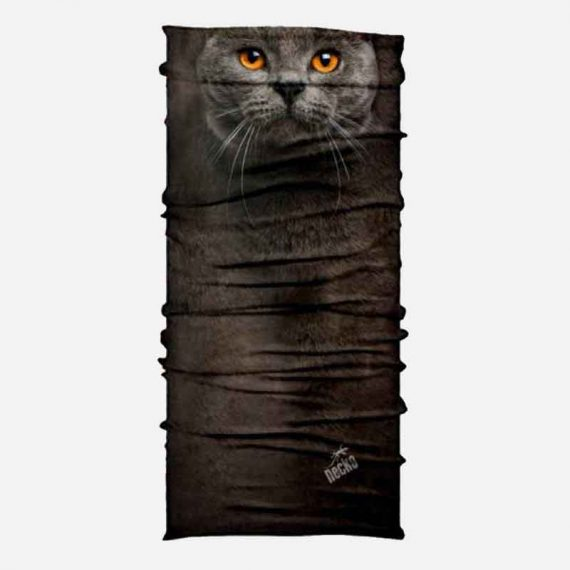 دستمال سر نکو طرح گربه