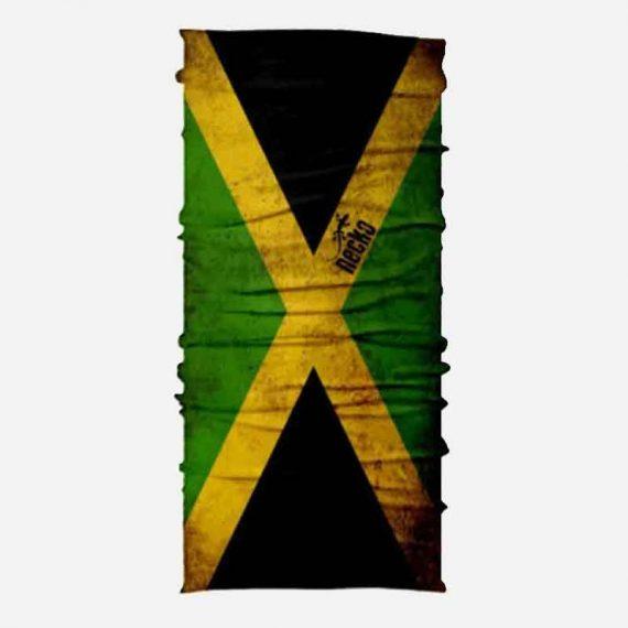 دستمال سر نکو طرح پرچم جامائیکا
