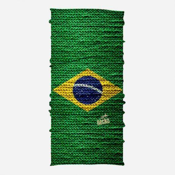 دستمال سر نکو طرح پرچم برزیل