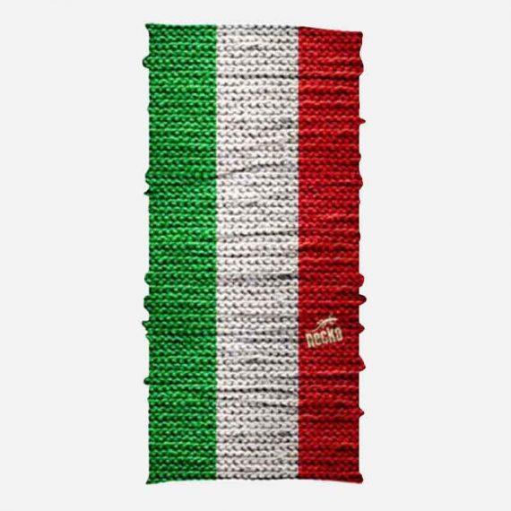 دستمال سر نکو طرح پرچم ایتالیا