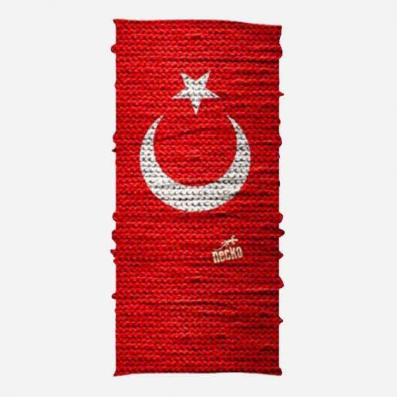 دستمال سر نکو طرح پرچم ترکیه