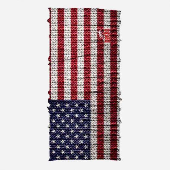 دستمال سر نکو طرح پرچم آمریکا