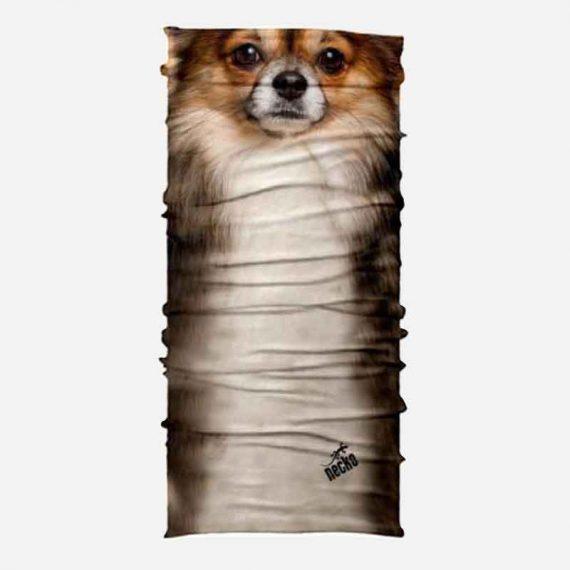 دستمال سر نکو طرح سگ