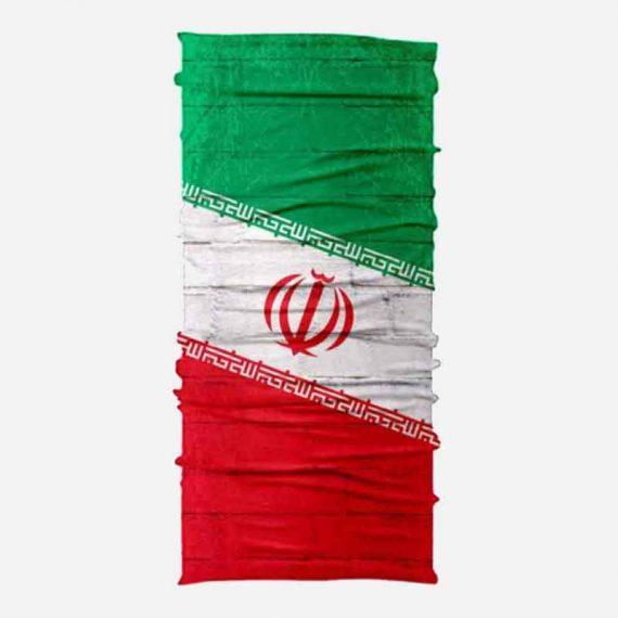 دستمال سر نکو طرح پرچم ایران – 1