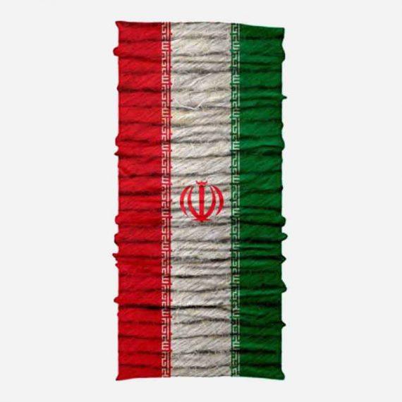 دستمال سر نکو طرح پرچم ایران – 2